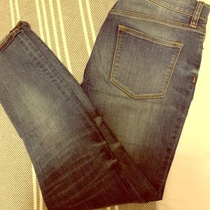 Size 29 J Crew stretch jeans